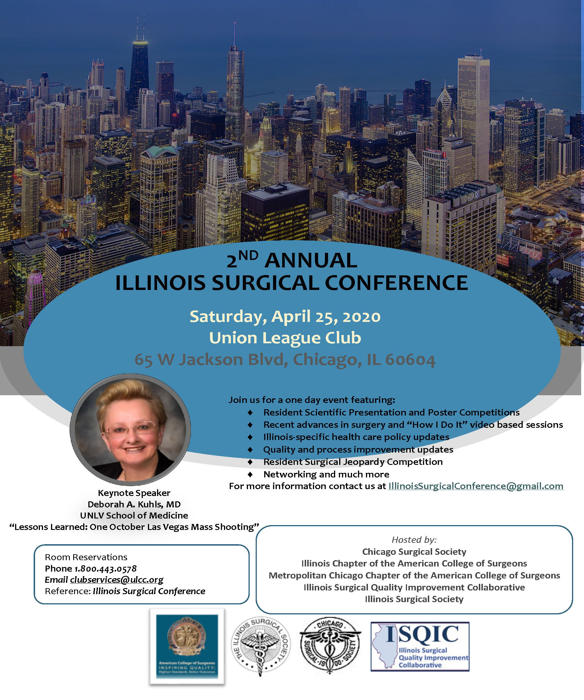 2nd Annual Illinois Surgical Conference